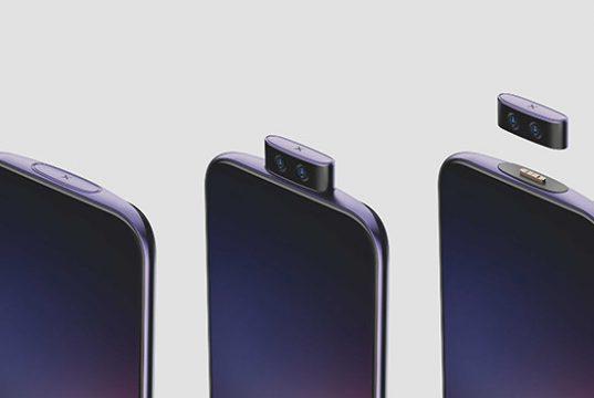 Vivo разработала уникальный смартфон со съемной камерой