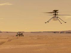 NASA готовит к запуску первый марсианский вертолет Ingenuity. Он исследует районы, недоступные марсоходу Preservance