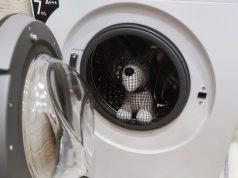 Обзор стиральной машины Hisense WFKV7012: хорошо отстирывает, недорого стоит