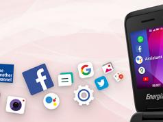 Energizer E282SC: раскладной кнопочный телефон с GPS, Wi-Fi, LTE и KaiOS