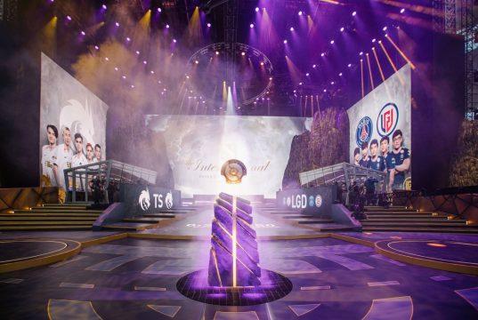 Это наша игра! Российская команда — чемпион мира в игре Dota 2!