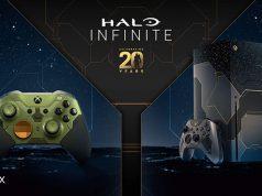 В России представили спецверсию приставки Xbox Series X, посвященную игре Halo Infinite