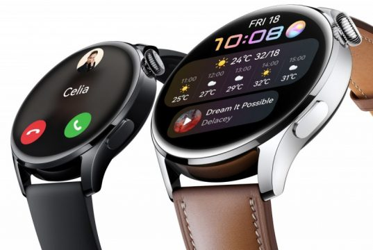 Оплата смарт-часами Huawei