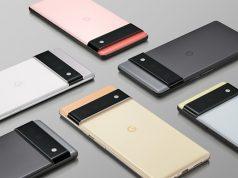 Представлены необычные и очень мощные смартфоны Google Pixel 6 и Pixel 6 Pro