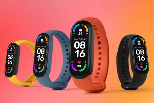 Xiaomi представила в РФ новые смартфоны, планшет, фитнес-браслет с NFC и колонку с Марусей